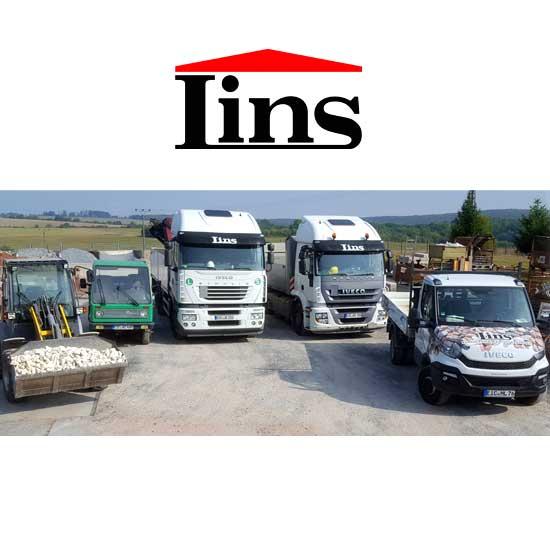 Fuhrbetrieb & Baustoffhandel Lins