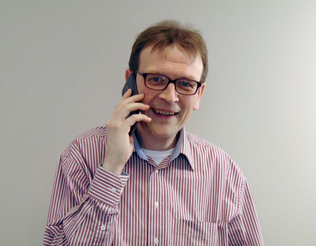 Bürgermeister Tino Jäger