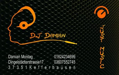 DJ Damian Montag