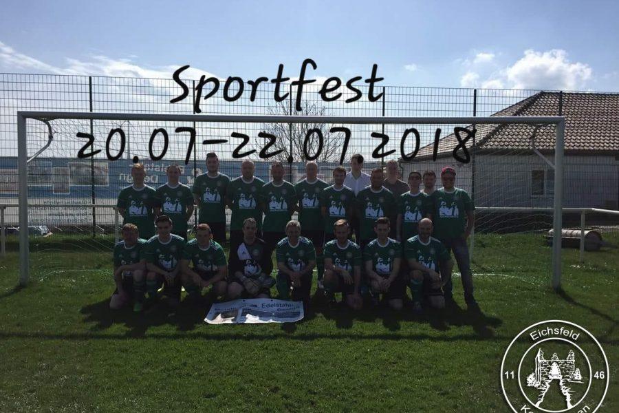20.-22. Juli–Sportfest SV Edelweiß Kefferhausen