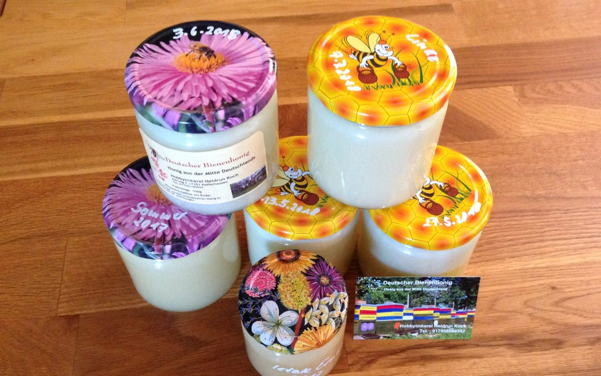 Bienen und Honigproduktion Koch 1