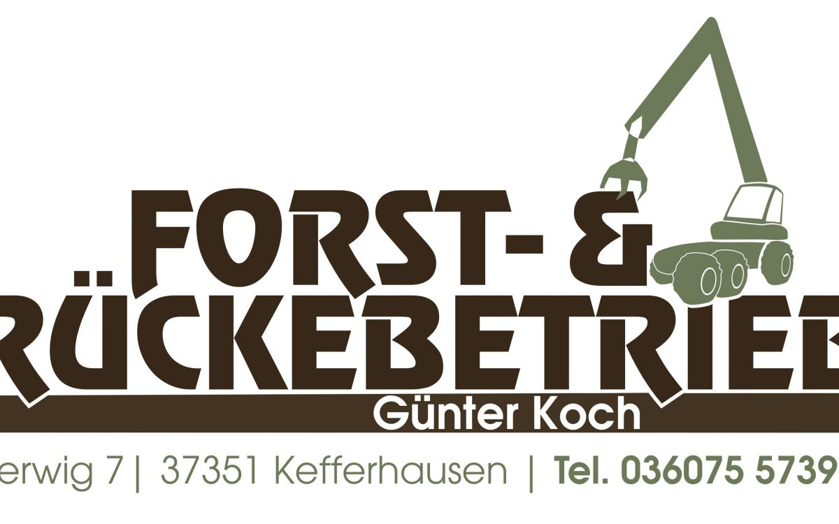 Forst- und Rückebetrieb Günter Koch