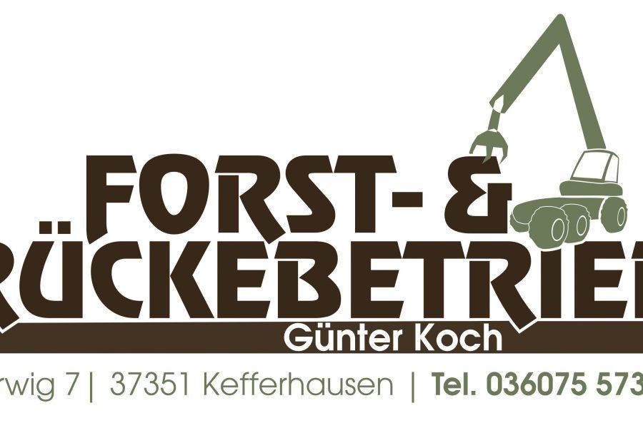 Günter Koch Forst- und Rückebetrieb