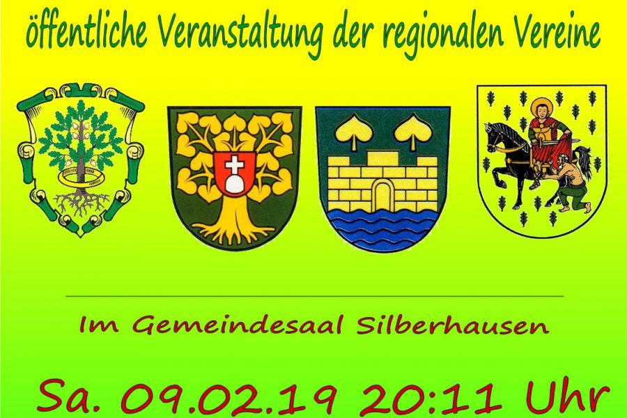 Karnevals-Opening in Silberhausen