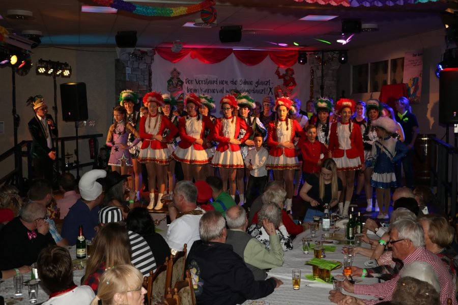 Fasching 2019 in Kefferhausen
