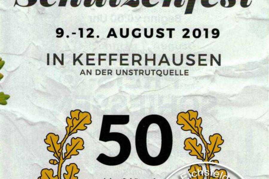 Schützenfest in Kefferhausen