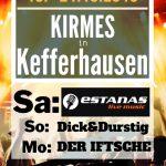 Kirmesverein Kefferhausen e.V.Kirmes in Kefferhausen Flyer 1