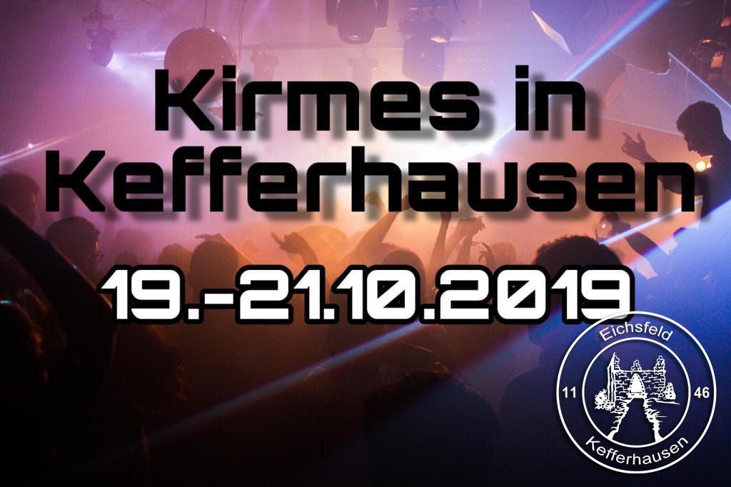 Kirmesverein Kefferhausen e.V.Kirmes in Kefferhausen