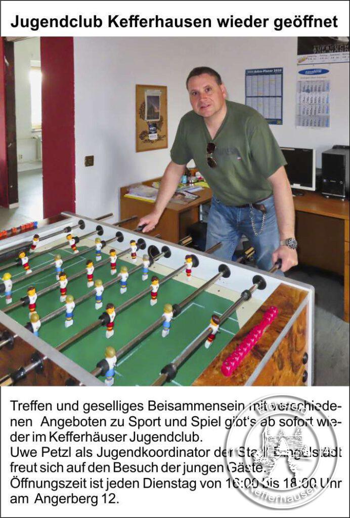 Jugendclub Kefferhausen