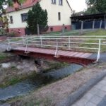 Brücke an der Unstrut